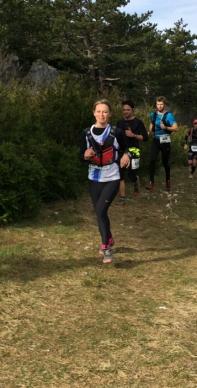sophie trail du ventoux 2 2014