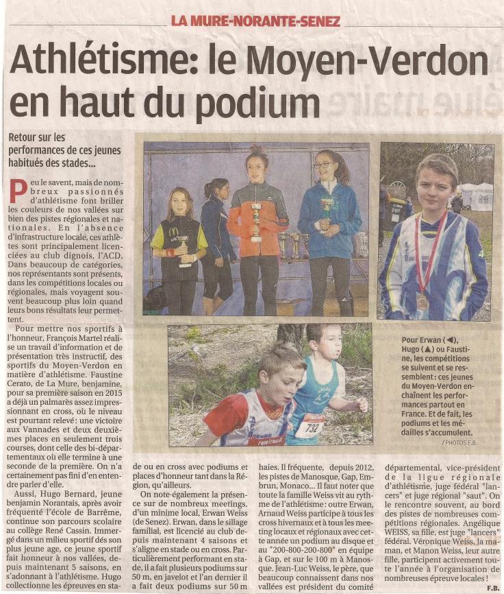 article Erwan, Faustine, Hugo